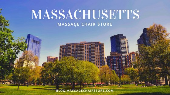 Massachusetts Massage Chair Store