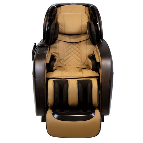 Kyota Kokoro M888 4D Massage Chair (Certified Pre-Owned) - Brown