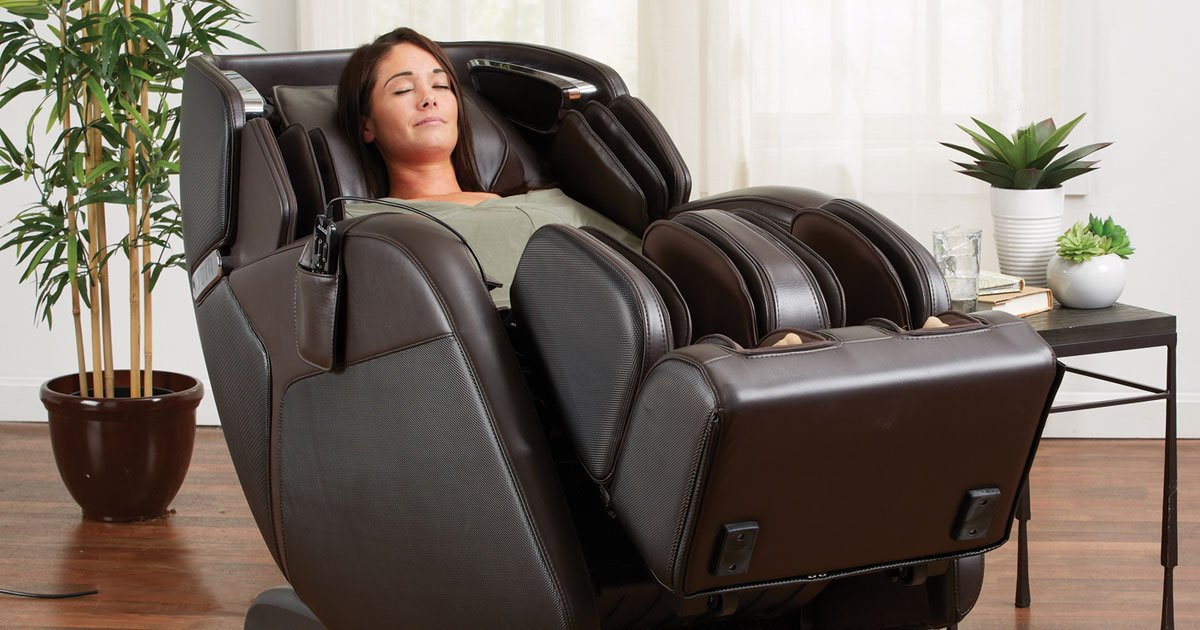 A New Dimension of Bliss: Explore the Kyota Kenko M673 3D Massage Chair